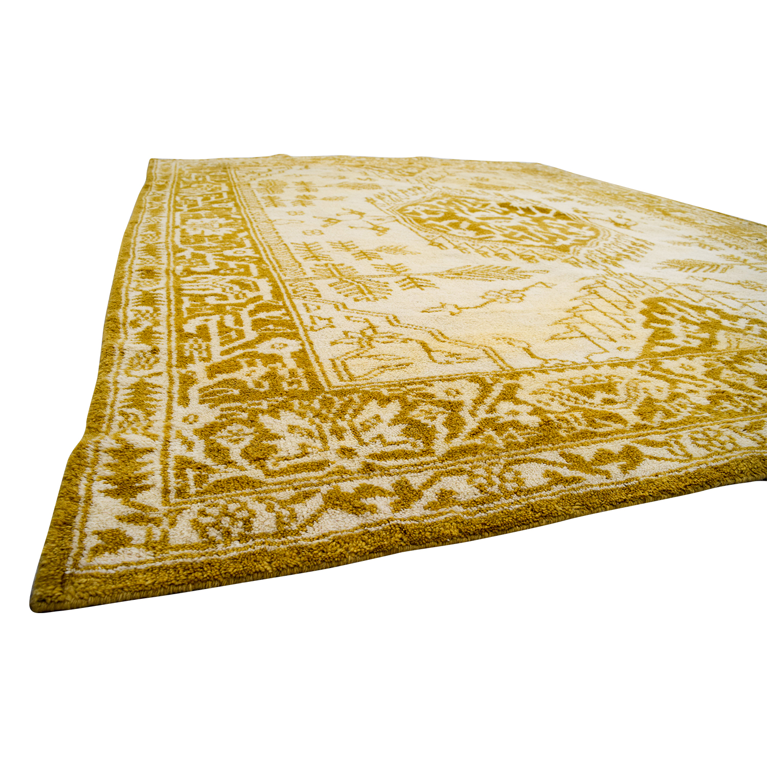 buy Anthropologie Hand Knotted Arasta Rug Anthropologie Rugs