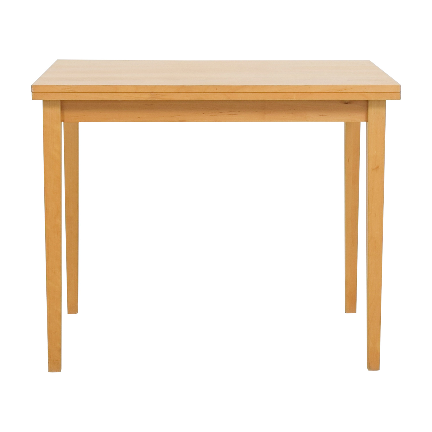 Extendable Table used