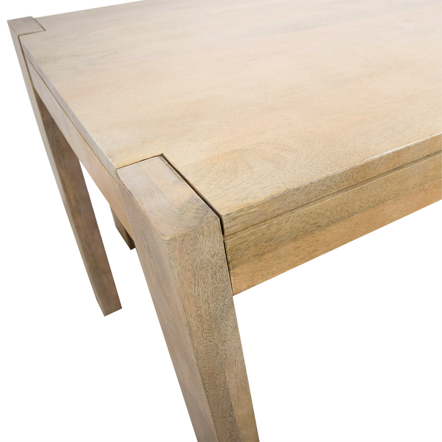 West Elm West Elm Boerum Dining Table and Benches used