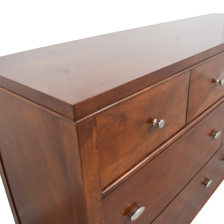 Davis International Davis International Six-Drawer Wood Dresser