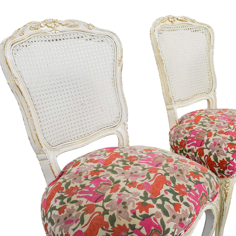 Rachel Ashwell Rachel Ashwell Shabby Chic White Chairs