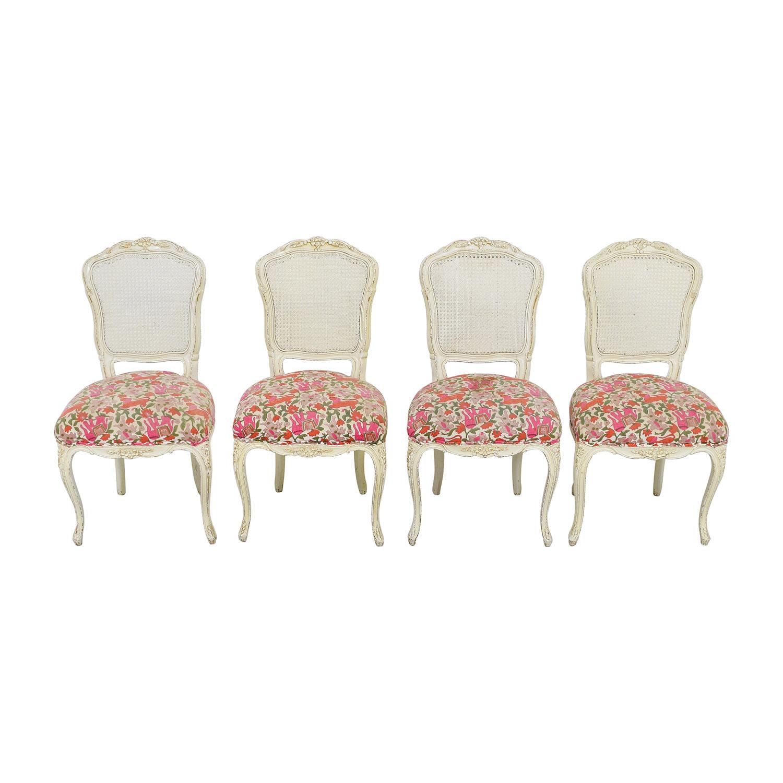 Rachel Ashwell Rachel Ashwell Shabby Chic White Chairs discount