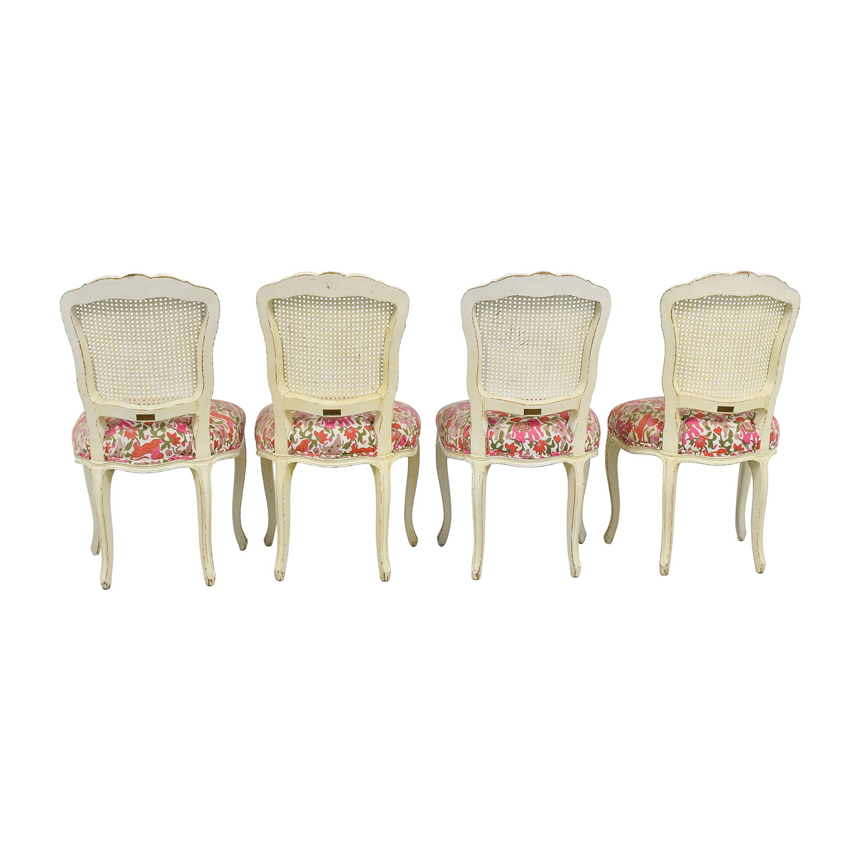 buy Rachel Ashwell Shabby Chic White Chairs Rachel Ashwell