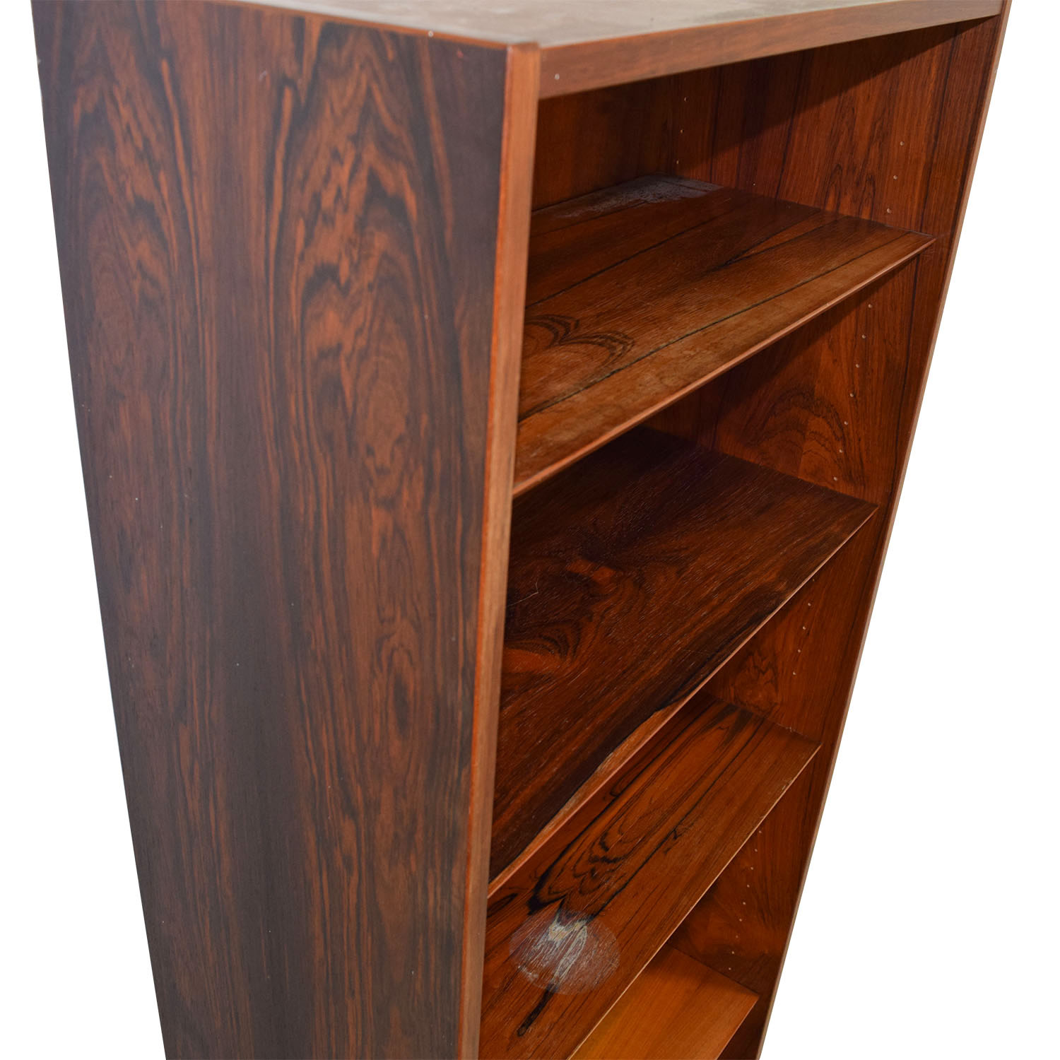 Danish Furniture Danish Furniture Rosewood Bookcase nj