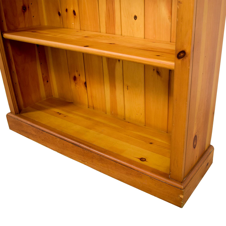 Crate and Barrel Crate & Barrel Walnut Bookcase