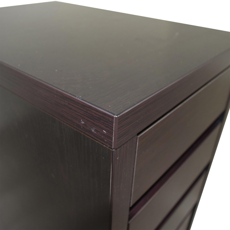 shop Staples Black File Cabinet Staples