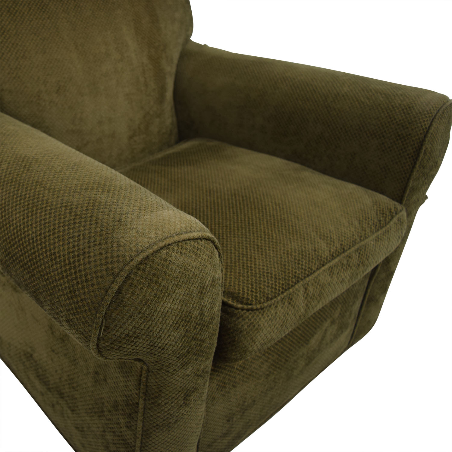 buy Large Olive Green Accent Chair Chairs