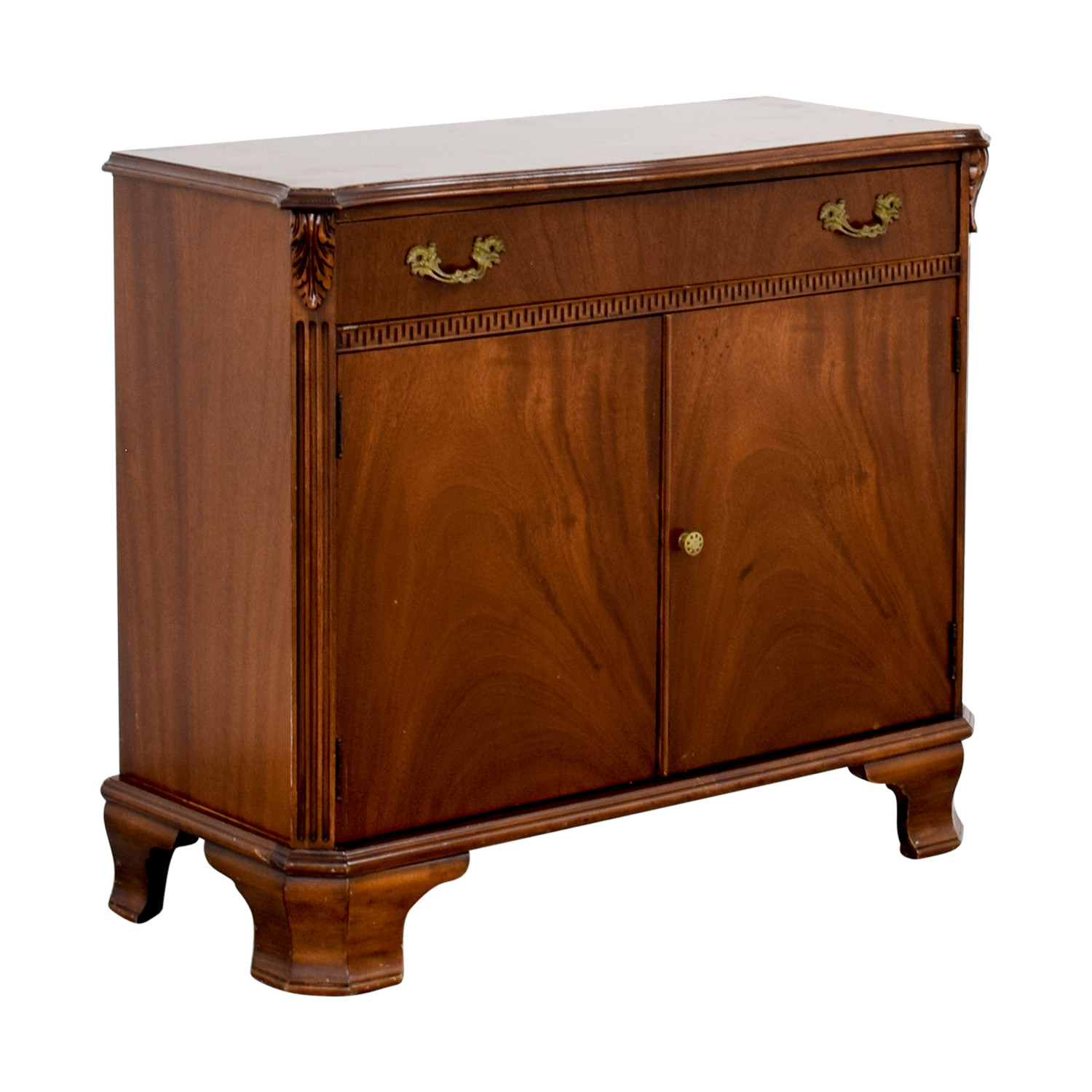 Bon ... John Stuart Inc. John Stuart Inc. Antique One Drawer With Storage  Sideboard Mahogany ...