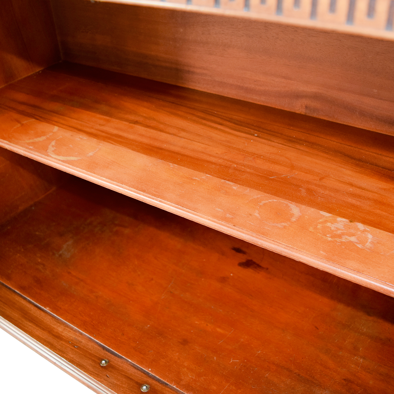buy John Stuart Inc. Antique One-Drawer with Storage Sideboard John Stuart Inc.