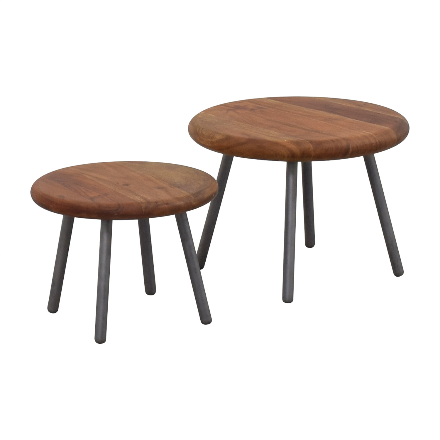 shop CB2 CB2 Wafer Tables online