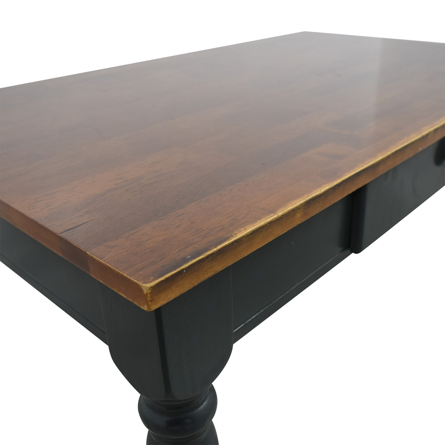 Jennifer Convertibles One Drawer Coffee Table Tables