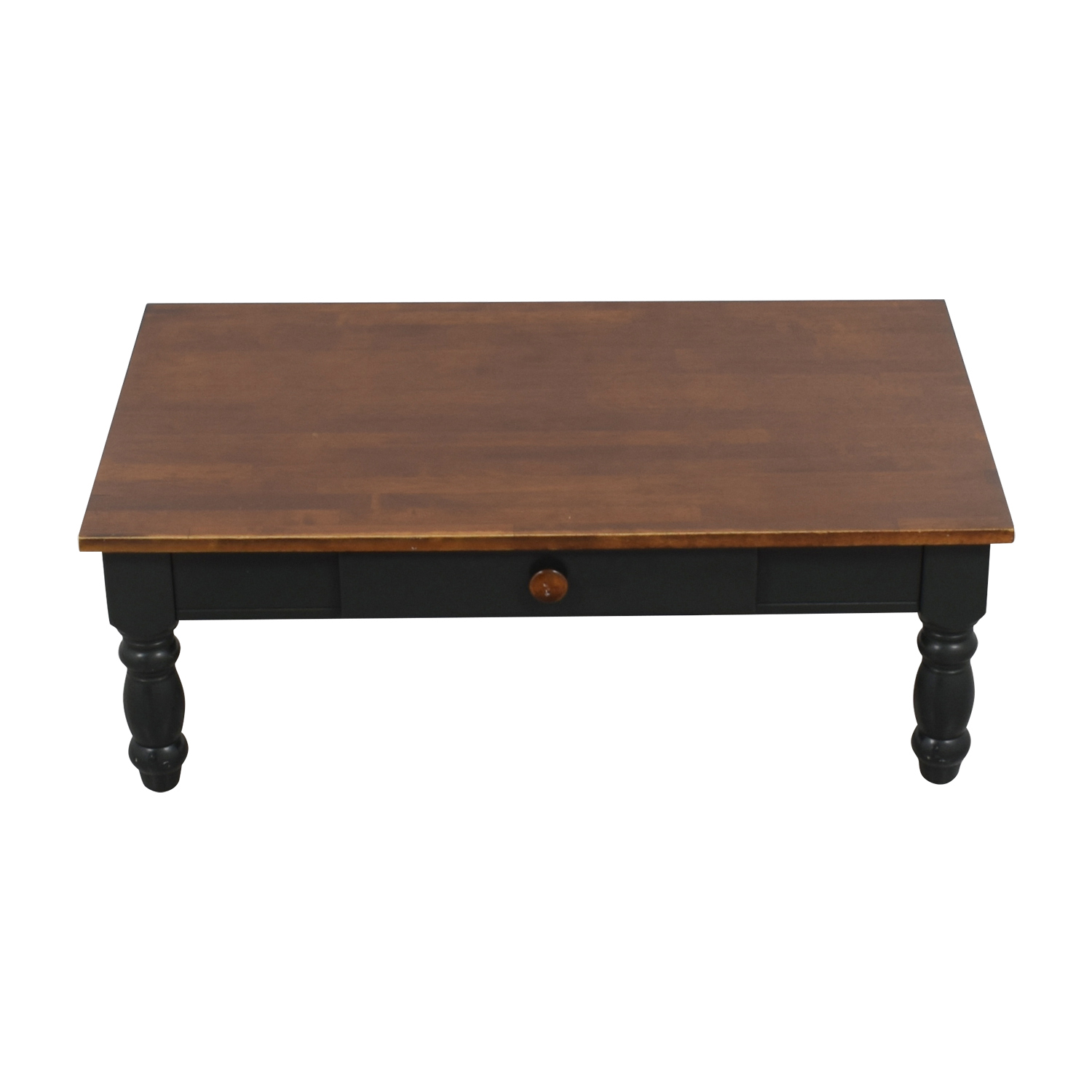 Jennifer Convertibles One-Drawer Coffee Table / Coffee Tables