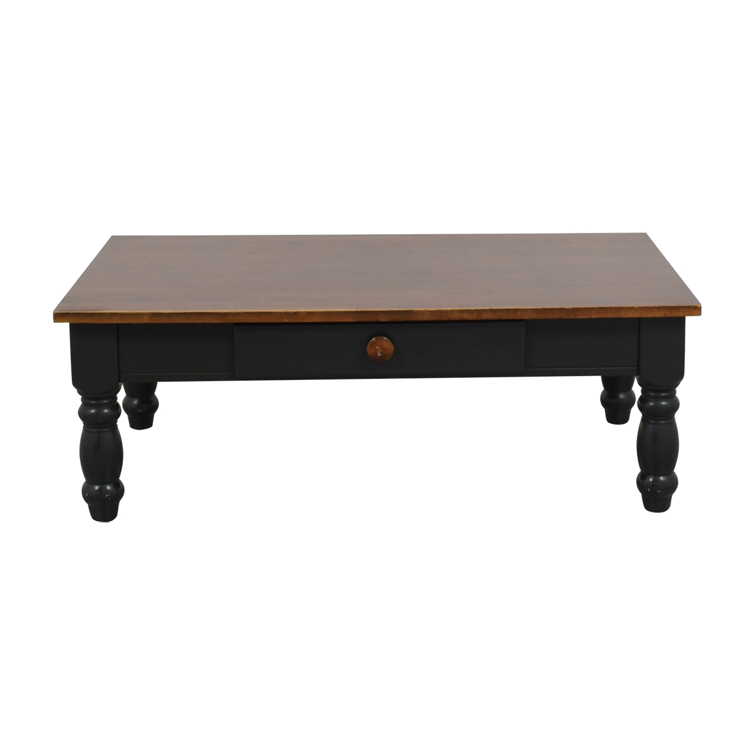 Jennifer Convertibles Jennifer Convertibles One-Drawer Coffee Table on sale