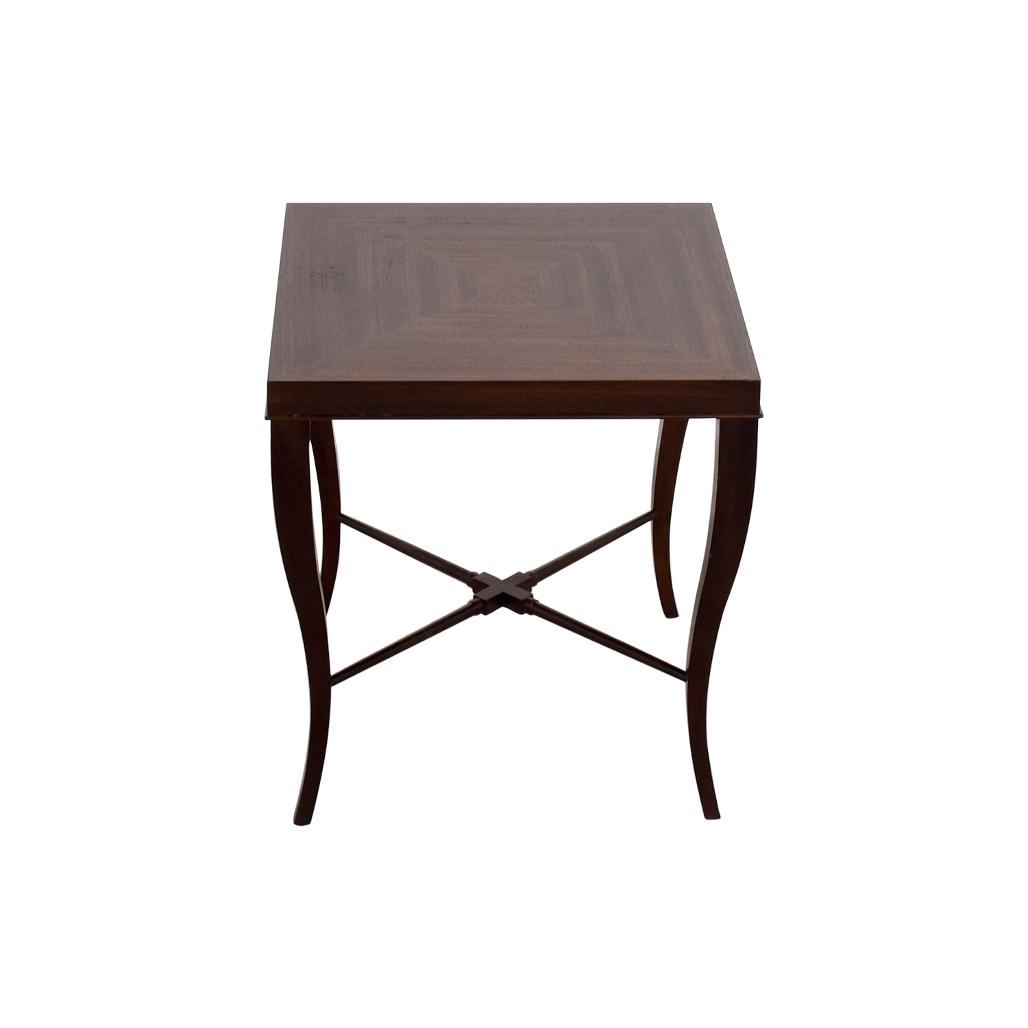 buy Ethan Allen Wood Side Table Ethan Allen