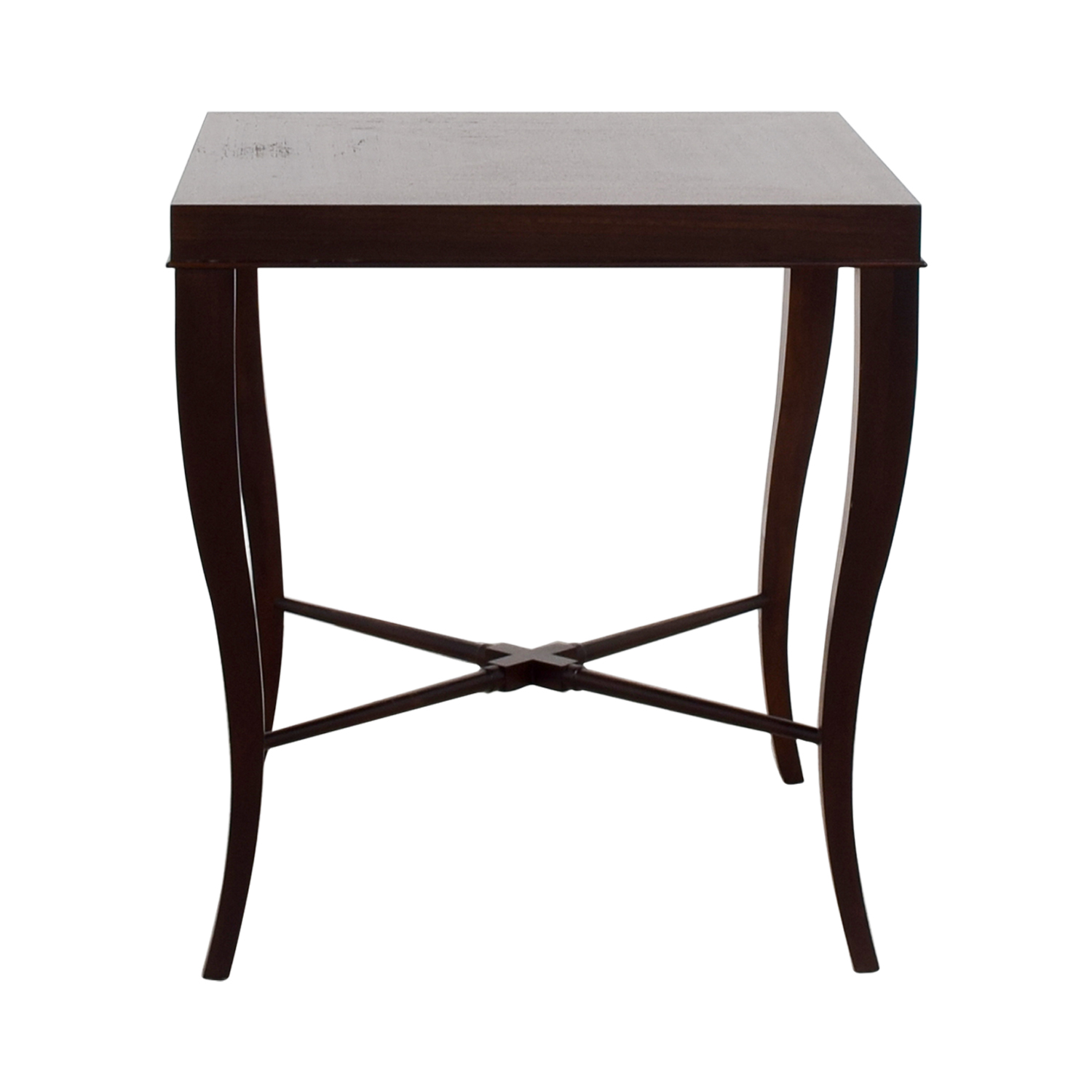 buy Ethan Allen Ethan Allen Wood Side Table online