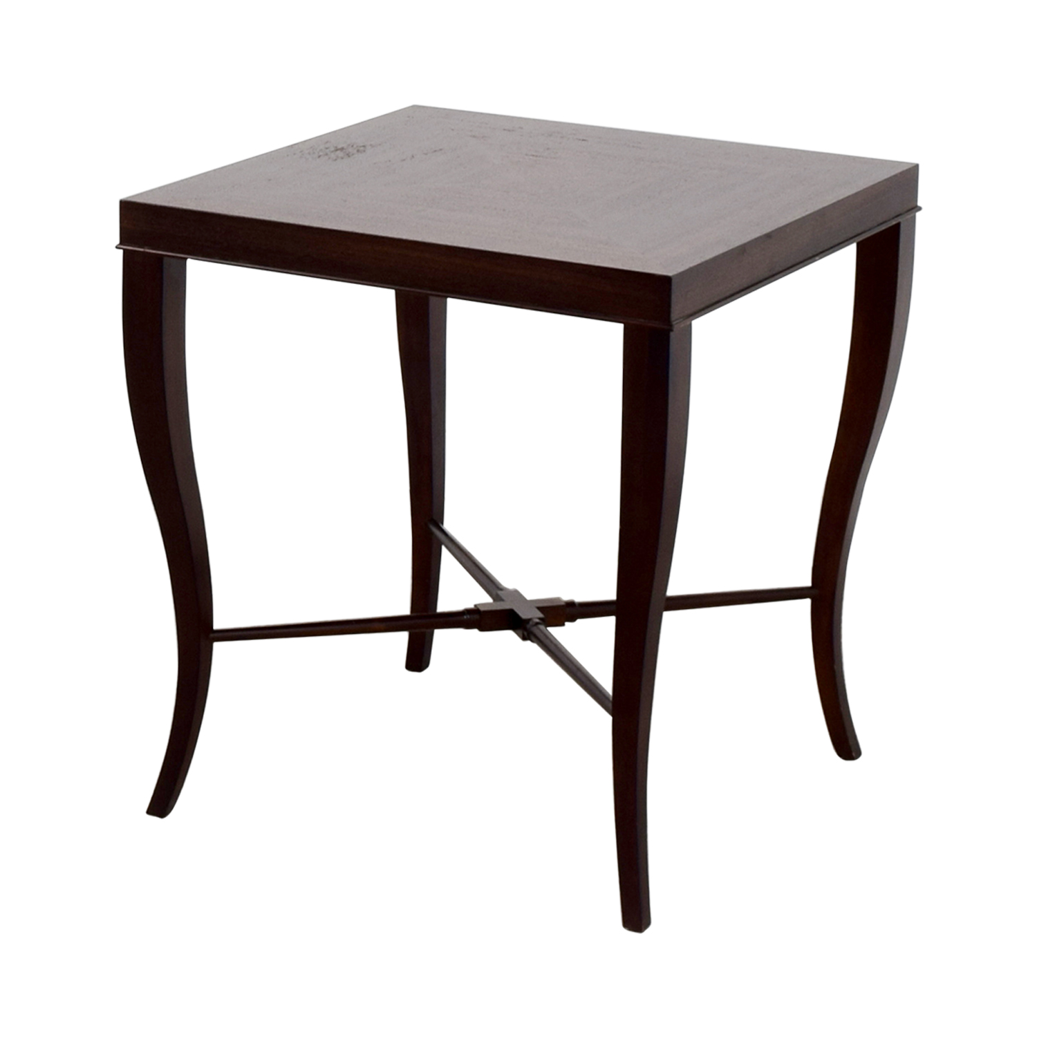 Ethan Allen Ethan Allen Wood Side Table for sale