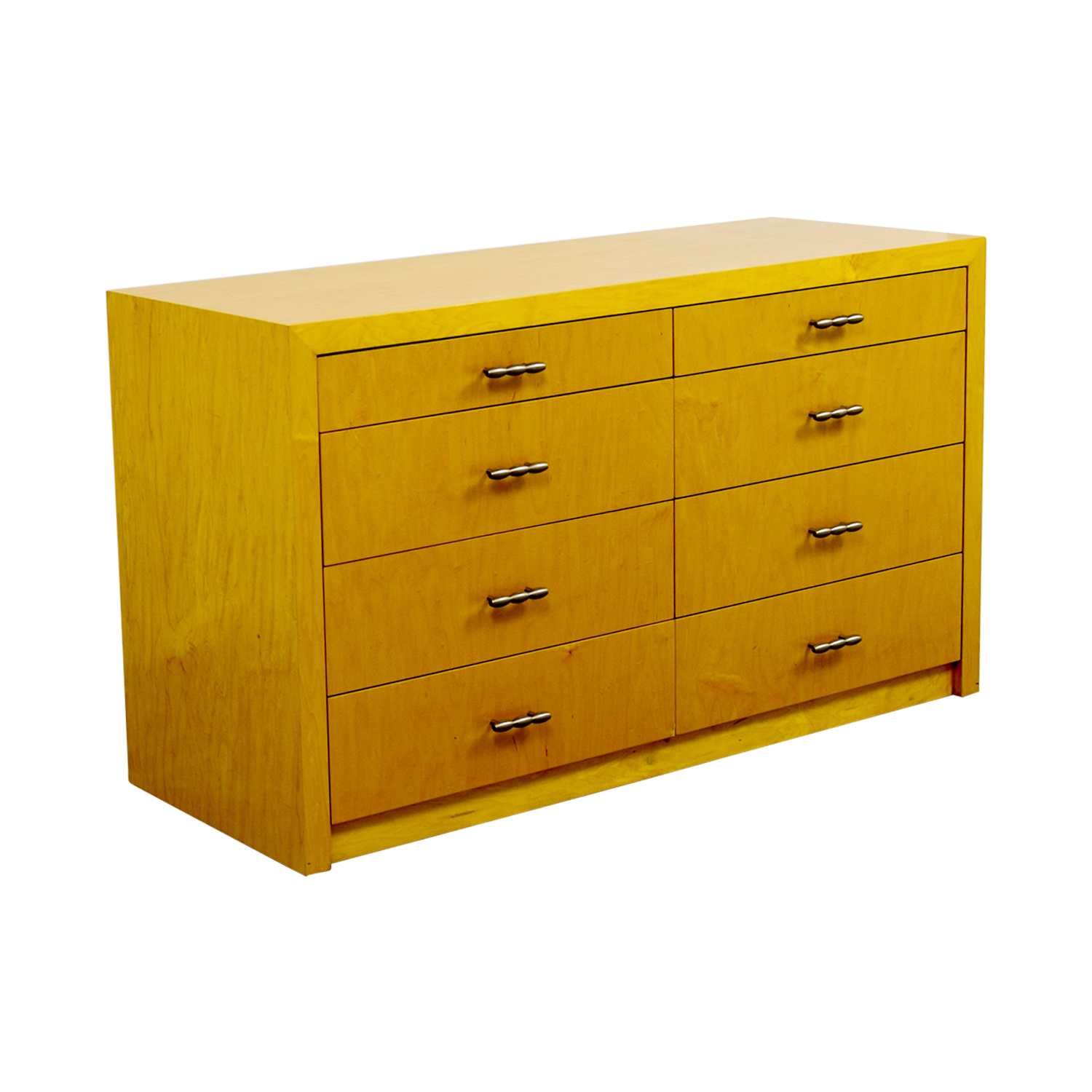 Manhattan Cabinetry Manhattan Cabinetry Maple Eight-Drawer Dresser price