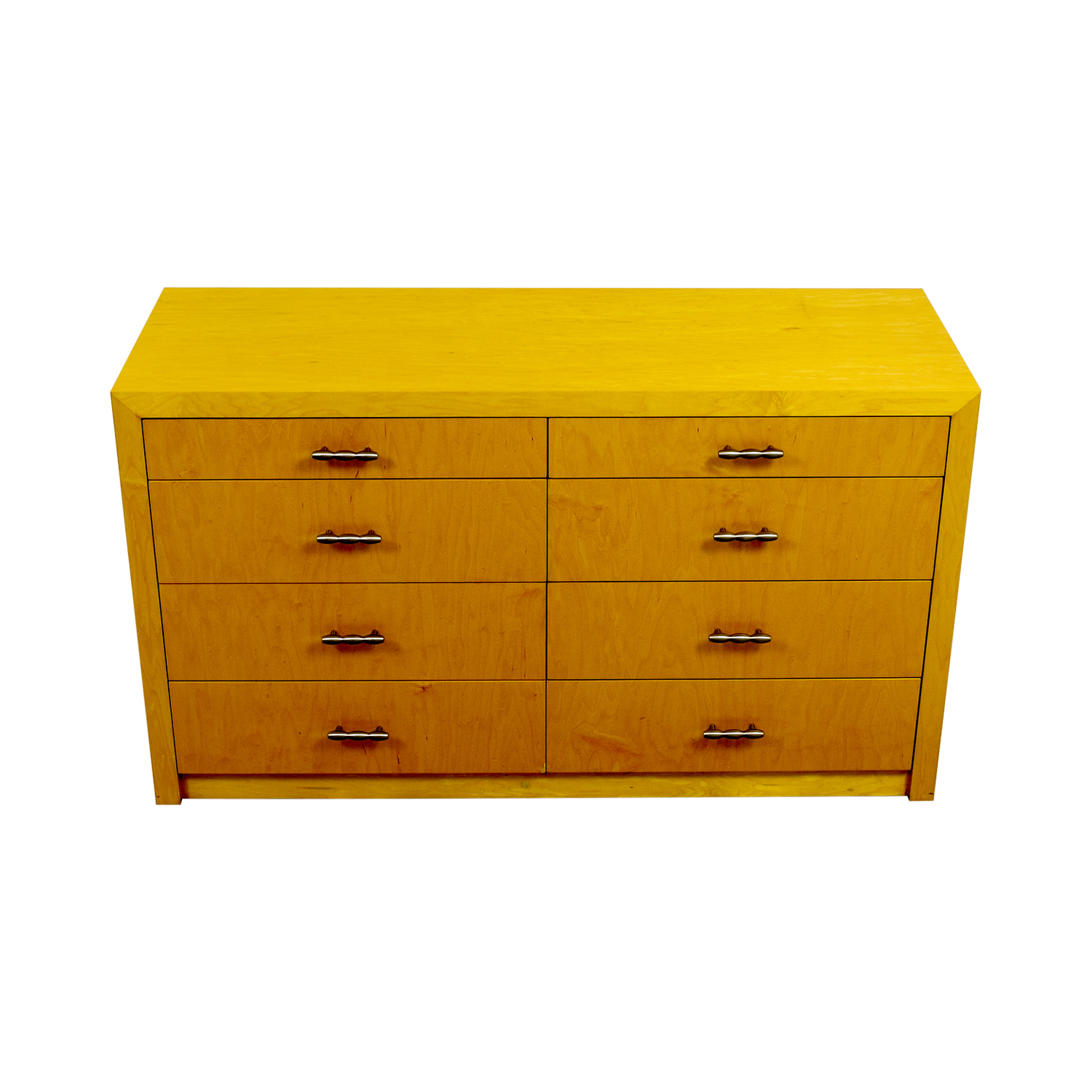 Manhattan Cabinetry Manhattan Cabinetry Maple Eight-Drawer Dresser for sale