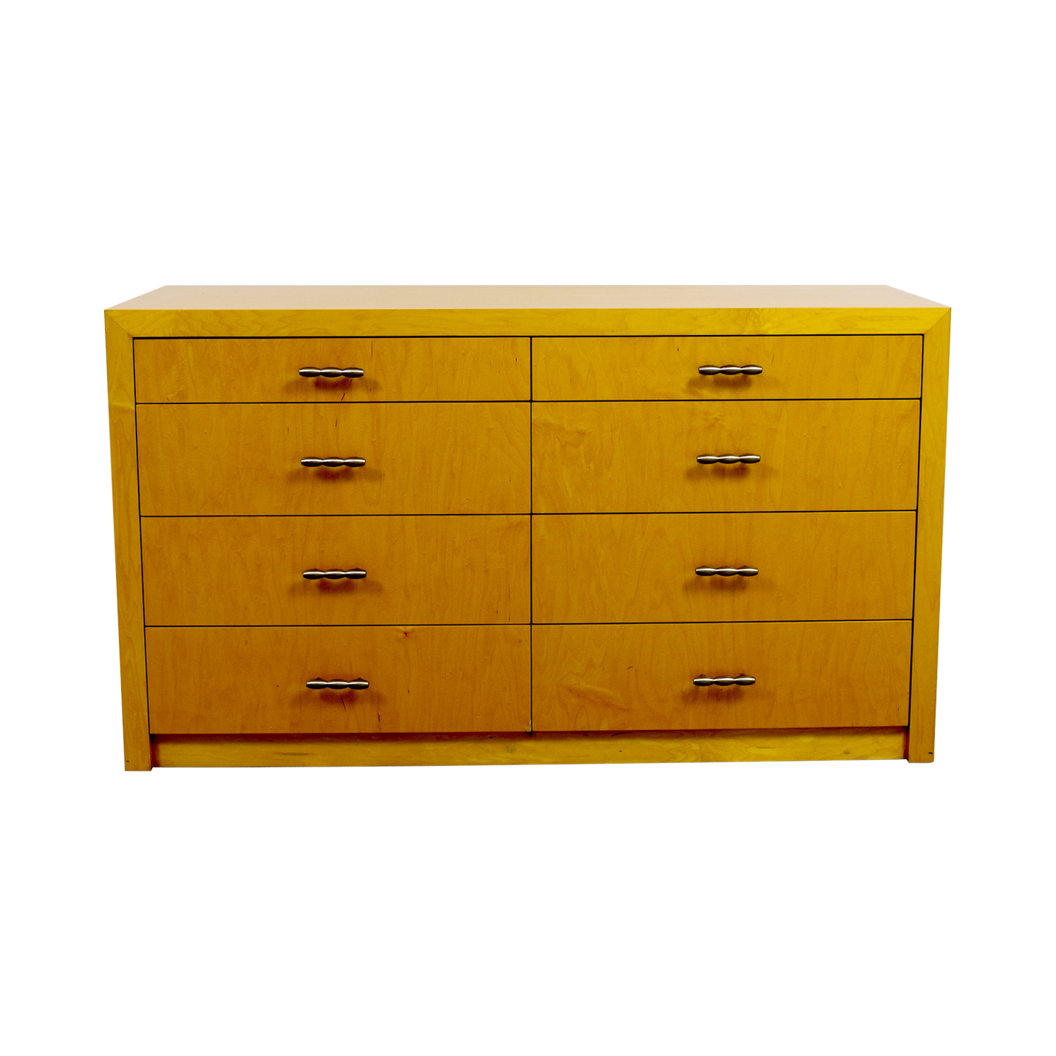 Manhattan Cabinetry Manhattan Cabinetry Maple Eight-Drawer Dresser Dressers