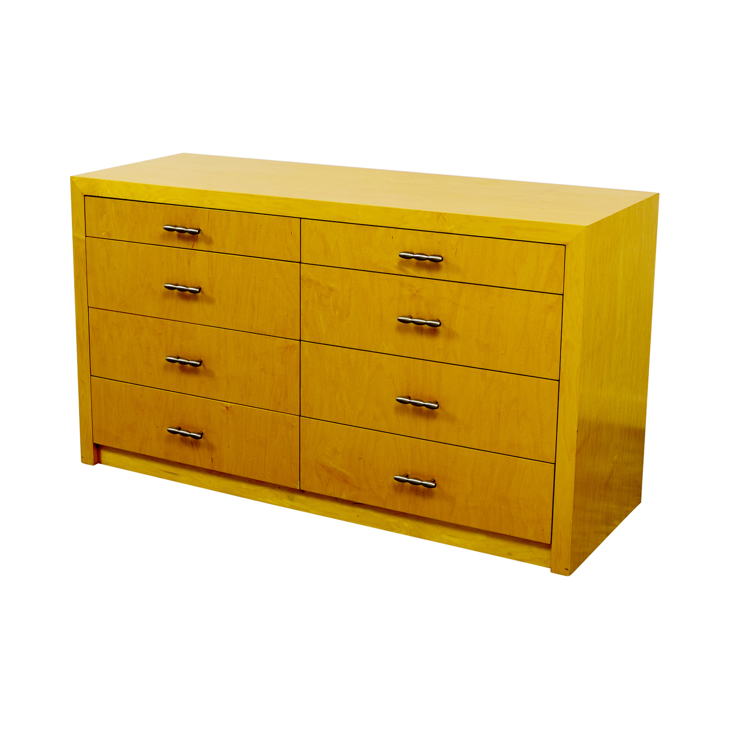 Manhattan Cabinetry Maple Eight-Drawer Dresser / Dressers
