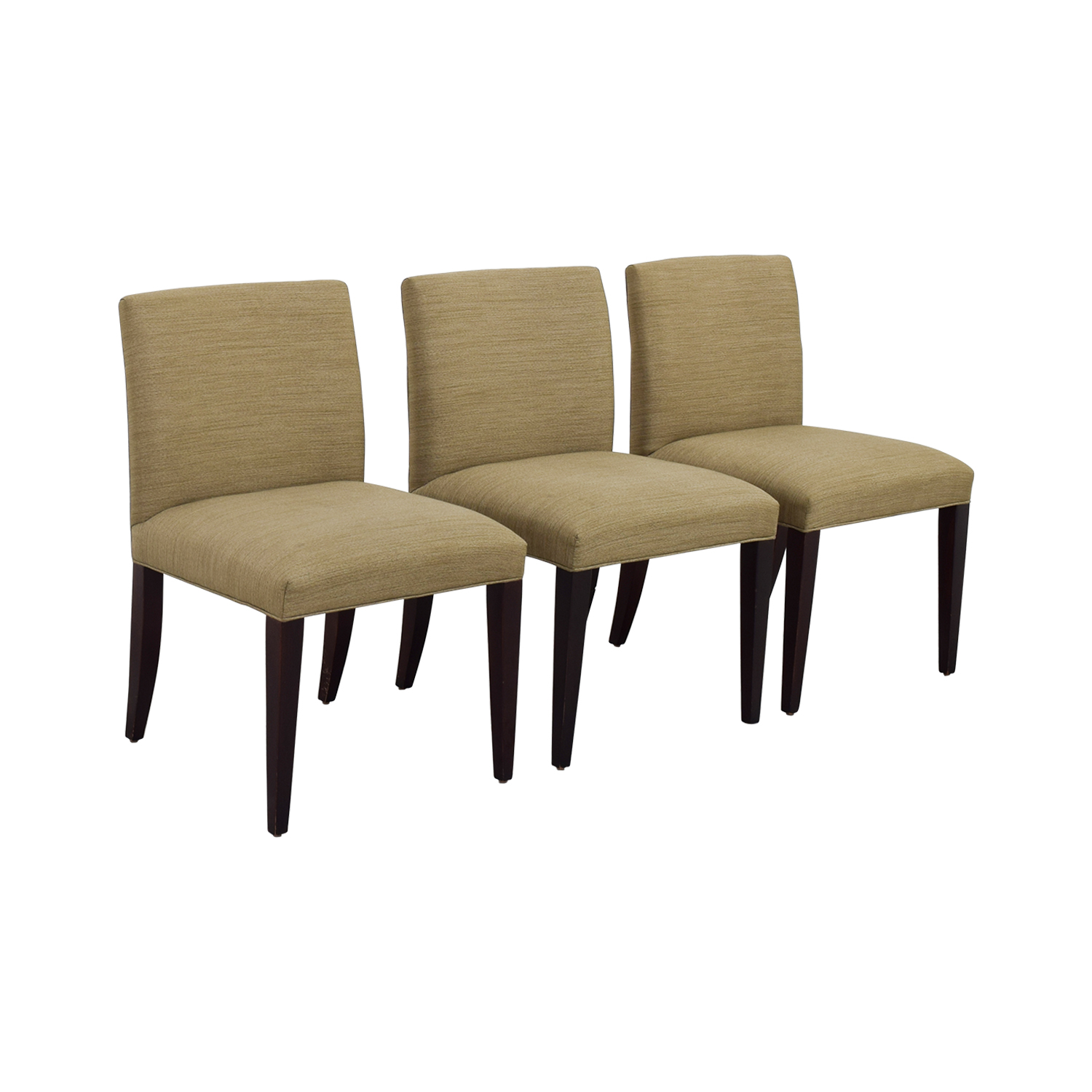 Room & Board Room & Board Marie Tan Side Chairs dimensions