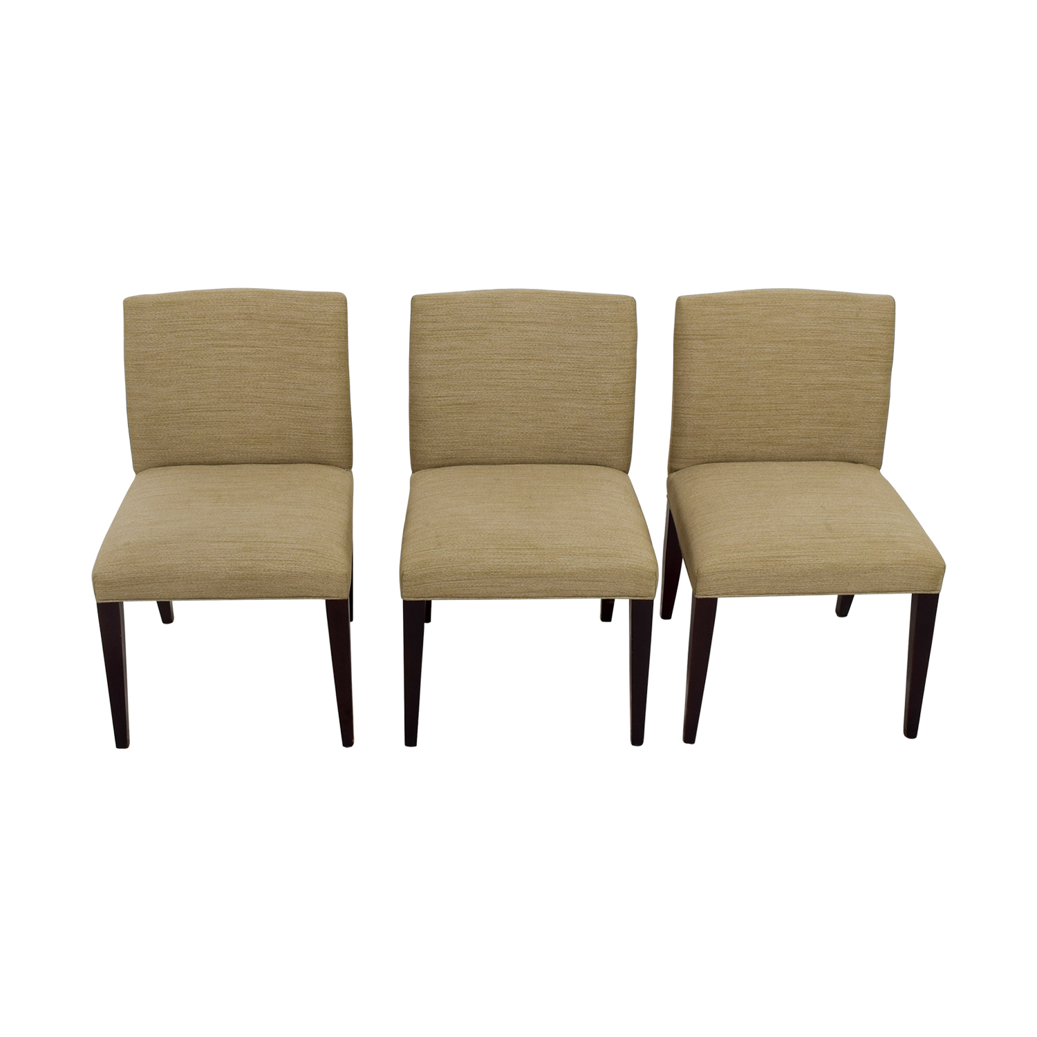 Room & Board Marie Tan Side Chairs / Chairs