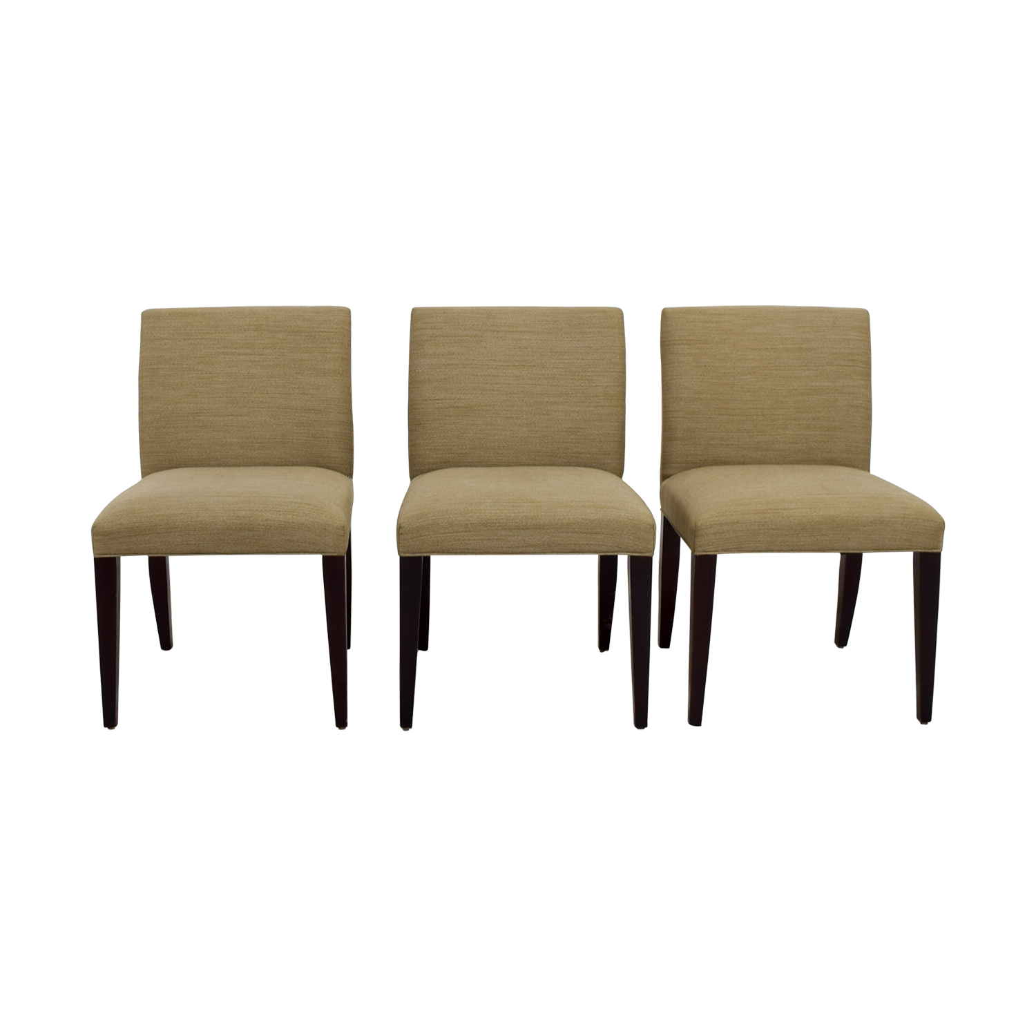 buy Room & Board Marie Tan Side Chairs Room & Board Dining Chairs