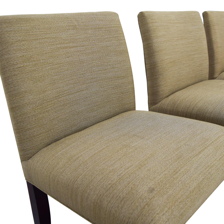 Room & Board Room & Board Marie Tan Side Chairs discount