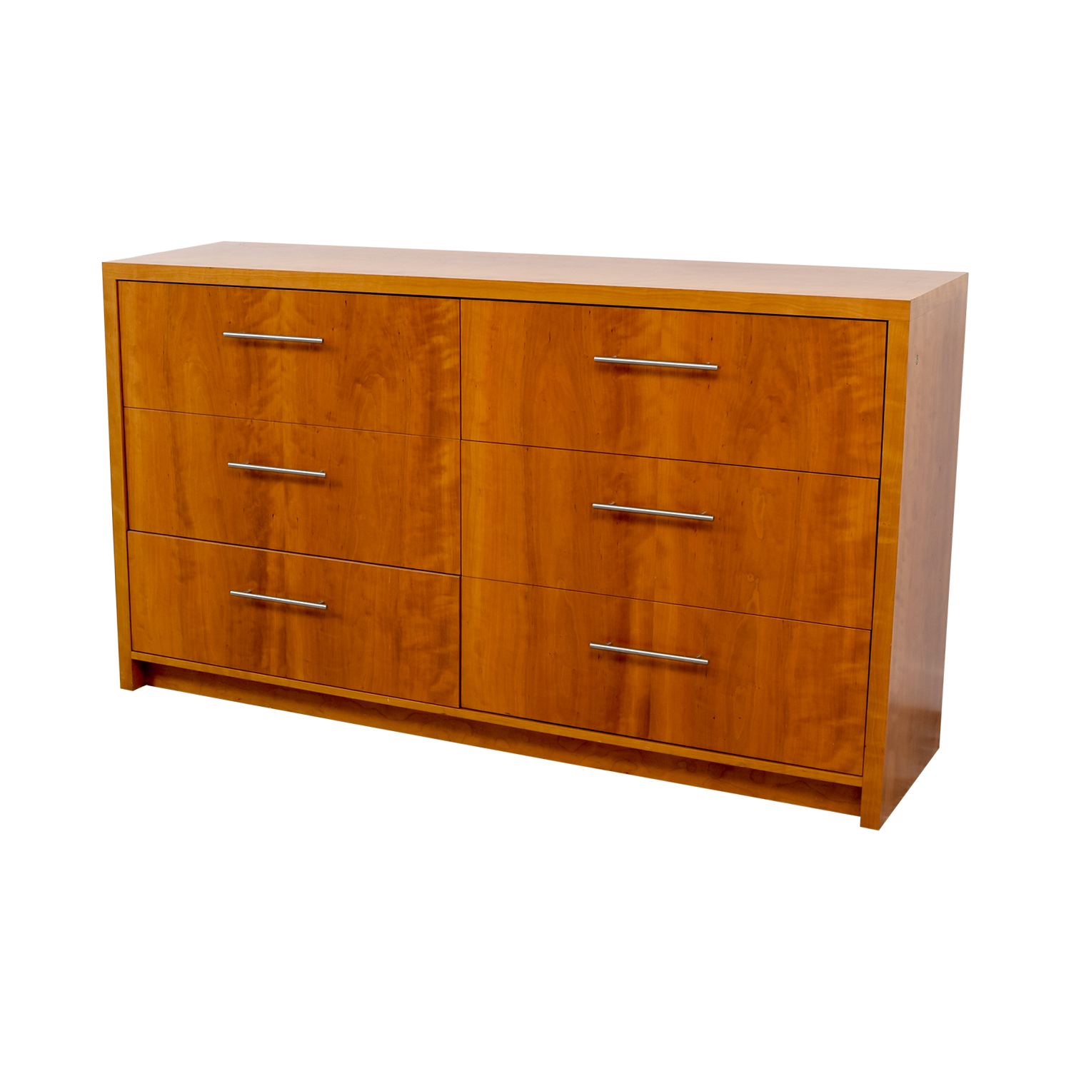 buy Wood Six-Drawer File Cabinet