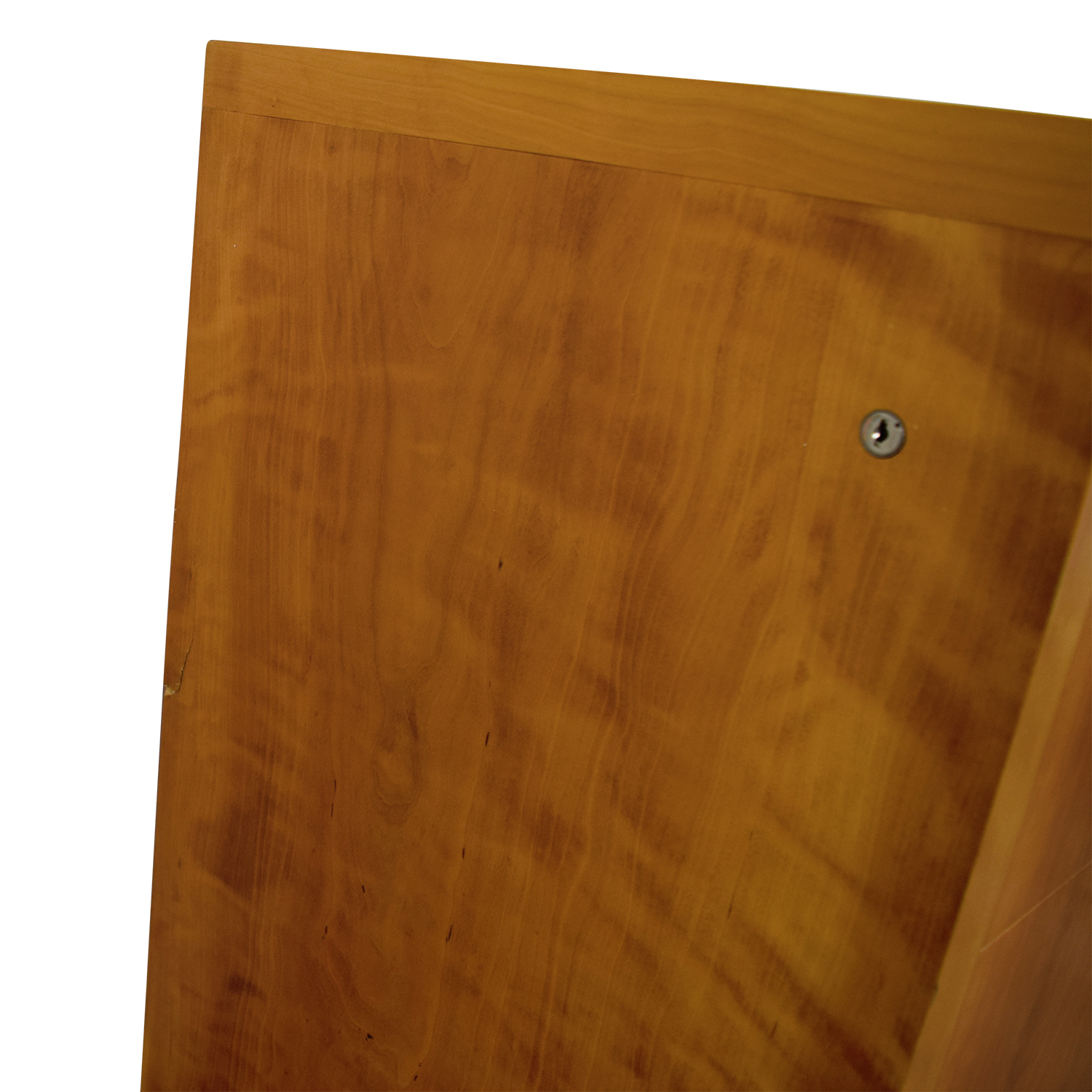 Wood Six-Drawer File Cabinet dimensions