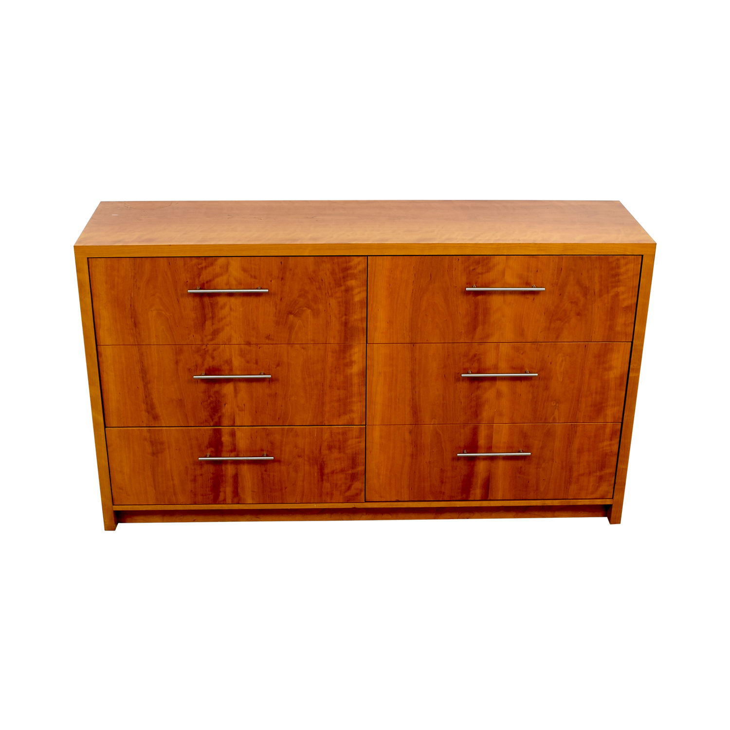 shop Wood Six-Drawer File Cabinet Filing & Bins