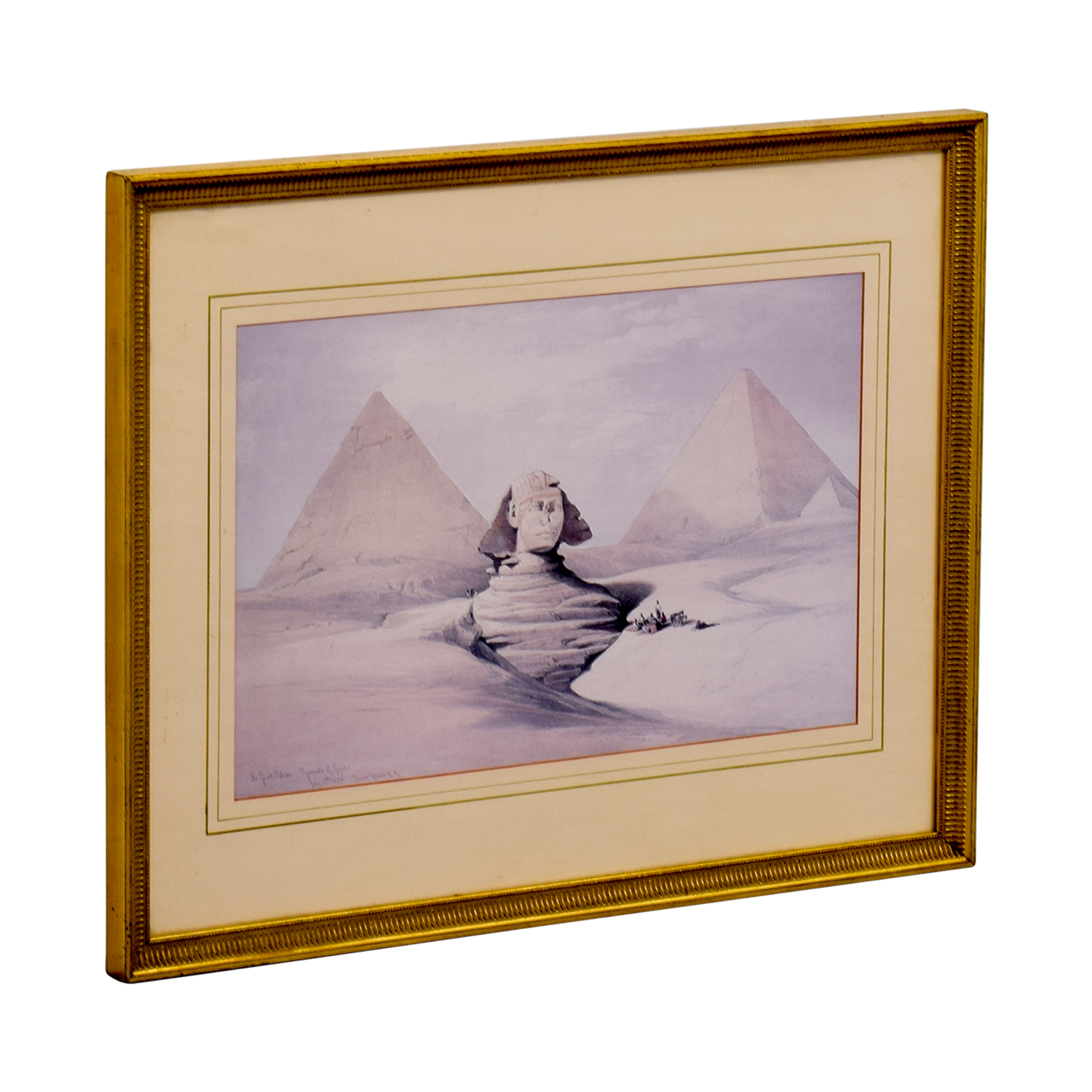 The Great Sphinx Print