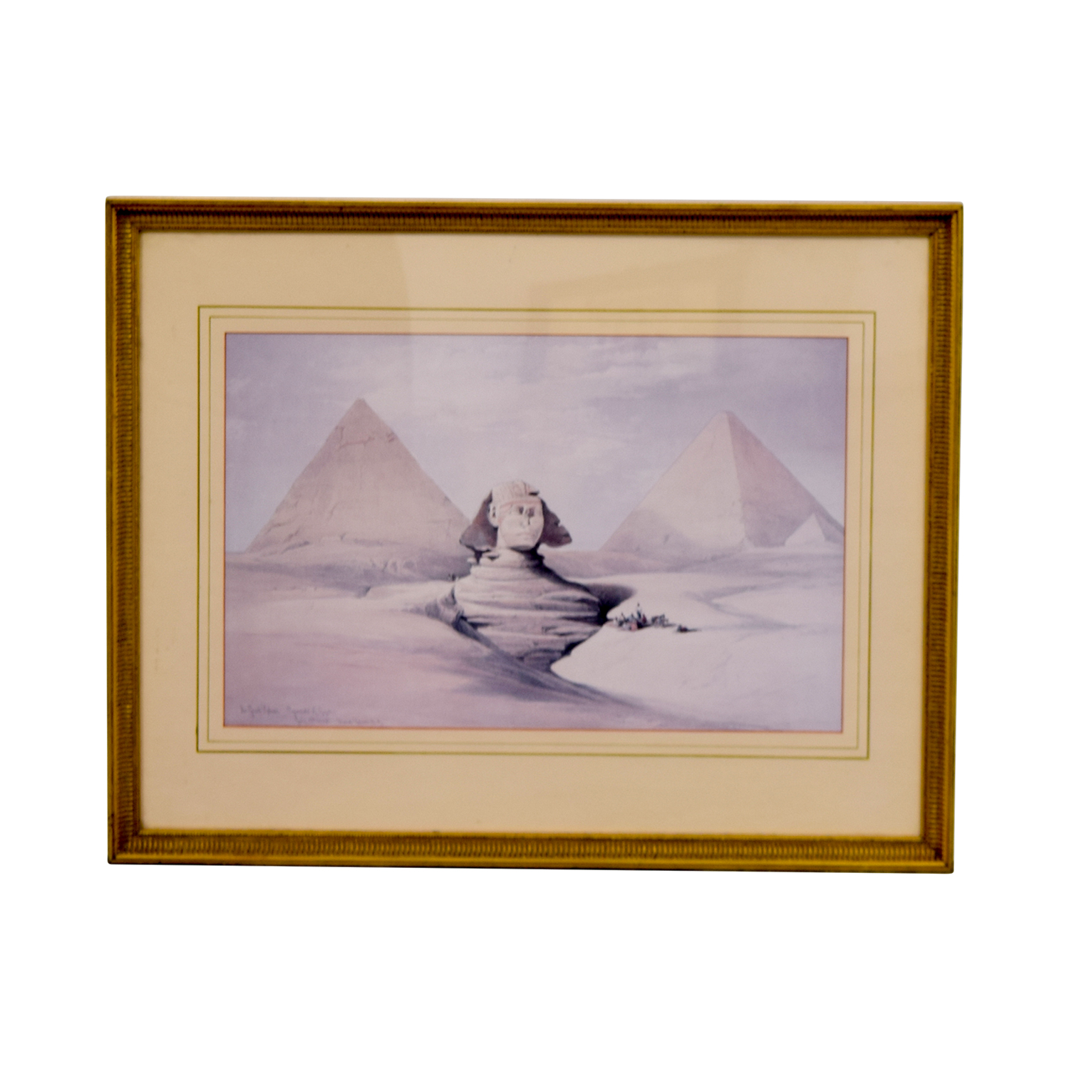 The Great Sphinx Print nyc