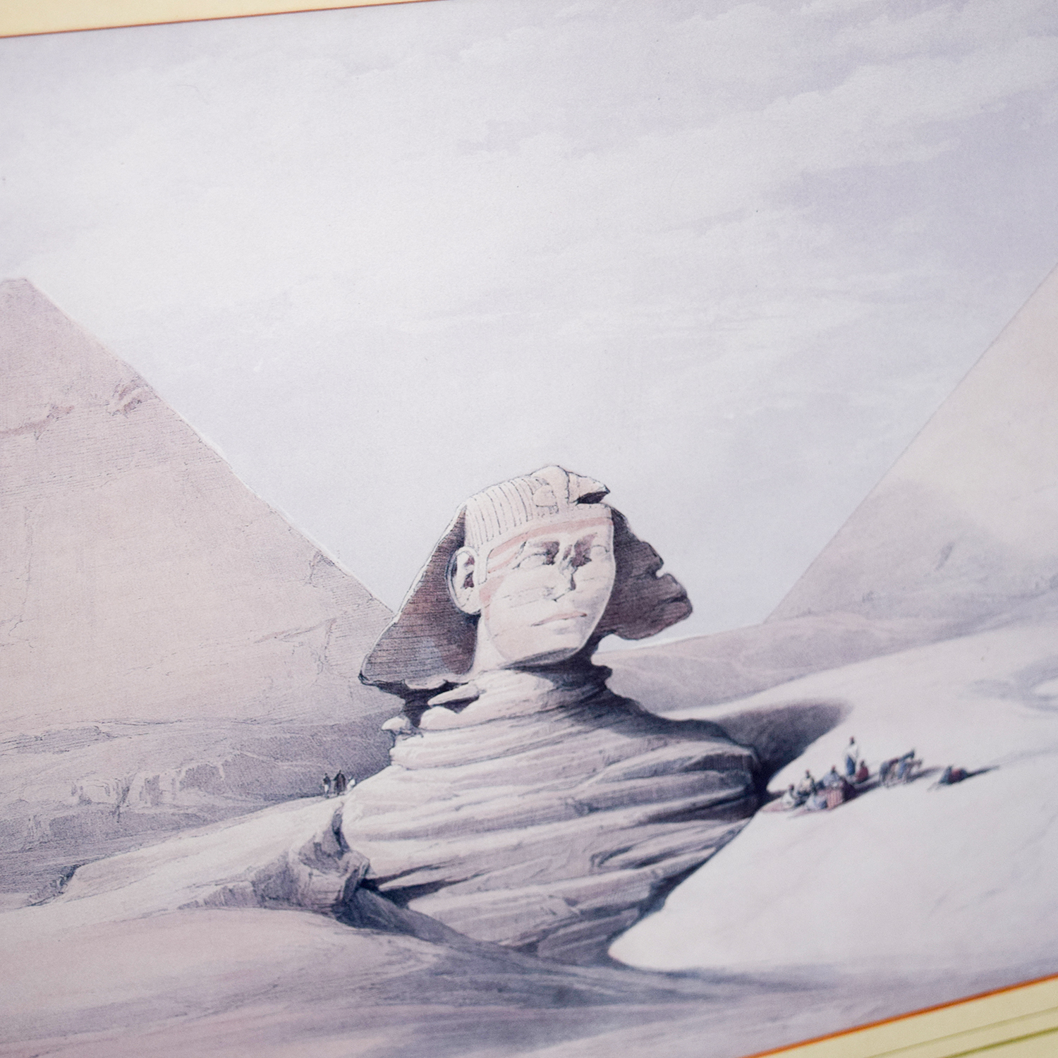 The Great Sphinx Print second hand