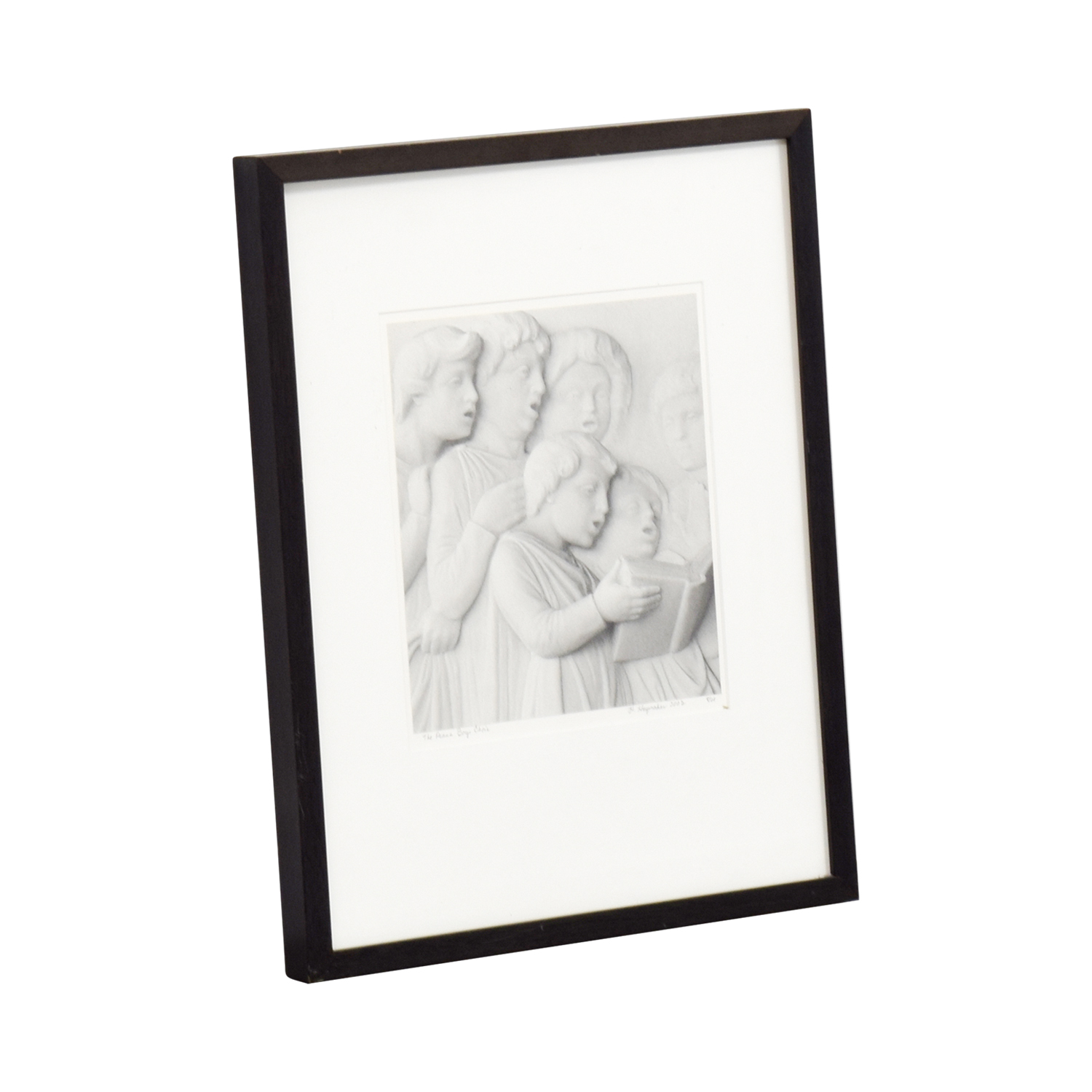 Choir Framed Artwork on sale
