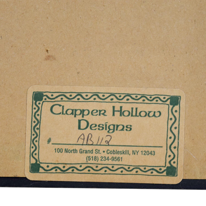 shop Clapper Hollow Designs Chicken Coop Framed Print Clapper Hollow Designs
