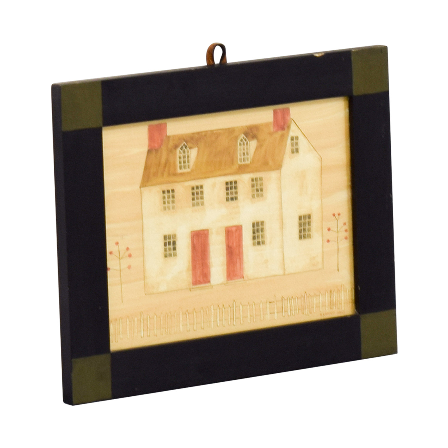 60% OFF - Framed Rustic Farmhouse Artwork / Decor