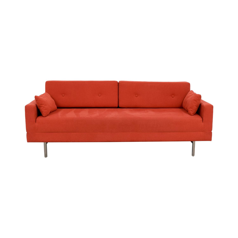 66% OFF - Blu Dot Blu Dot One Night Stand Sofa / Sofas