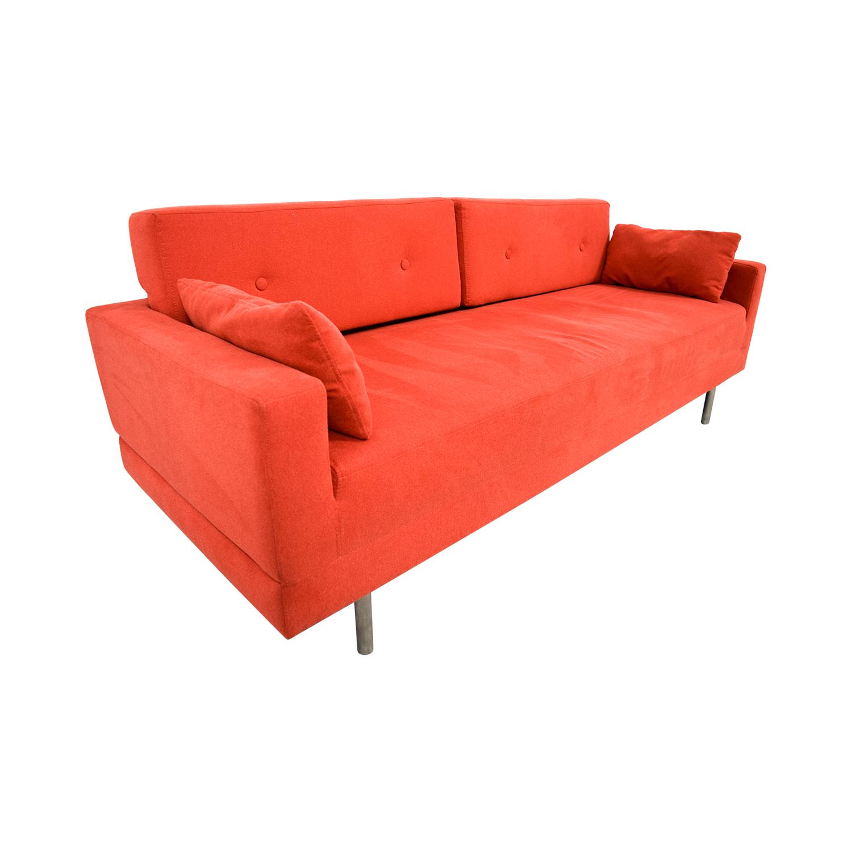 Blu Dot Blu Dot One Night Stand Sofa on sale