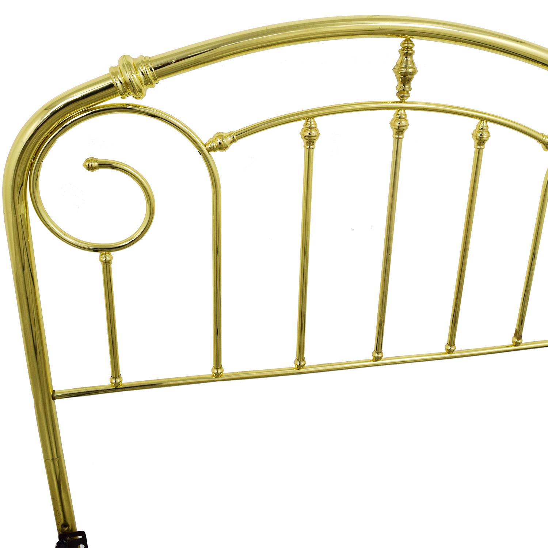 buy Brass and Metal Bed Frame Bed Frames