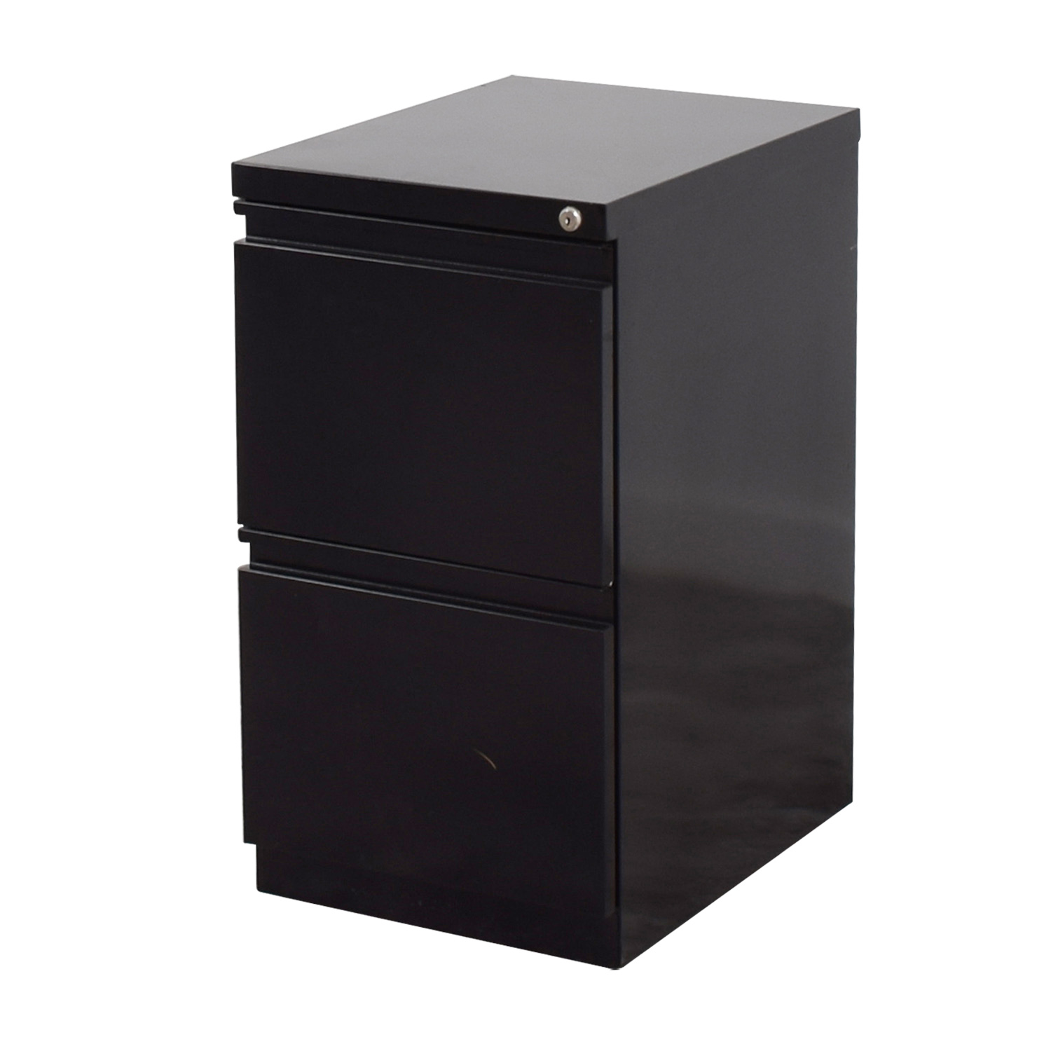 80 Off Staples Staples 2 Drawer Mobile Pedestal File Cabinet Storage