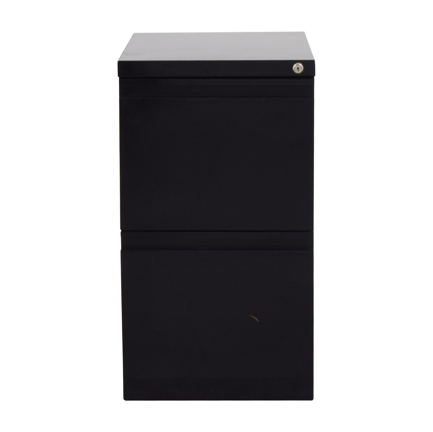 shop Staples 2-Drawer Mobile Pedestal File Cabinet Staples Filing & Bins