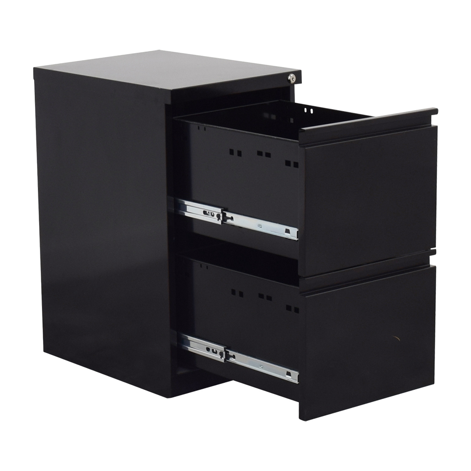 Staples Staples 2-Drawer Mobile Pedestal File Cabinet nyc