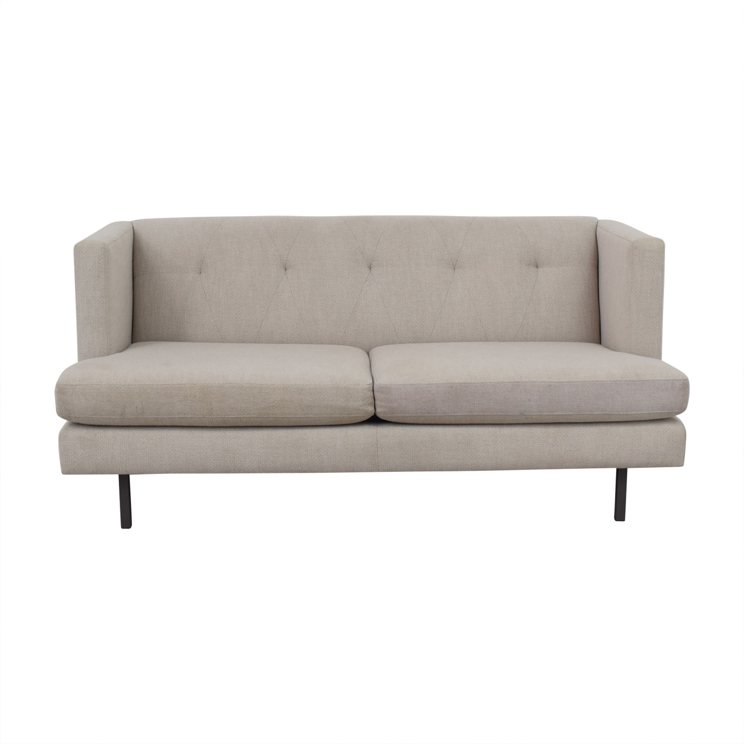 CB2 CB2 Avec Apartment Sofa coupon