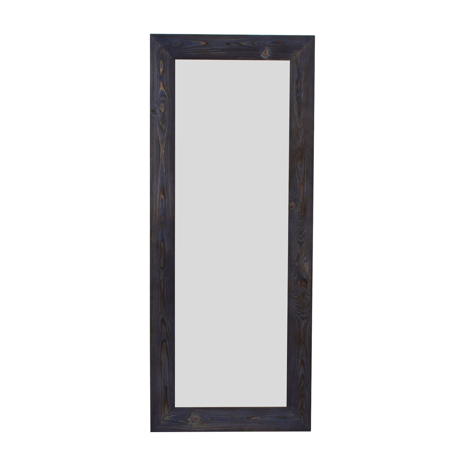 Muller Designs Reclaimed Wood Full-Length Mirror / Decor