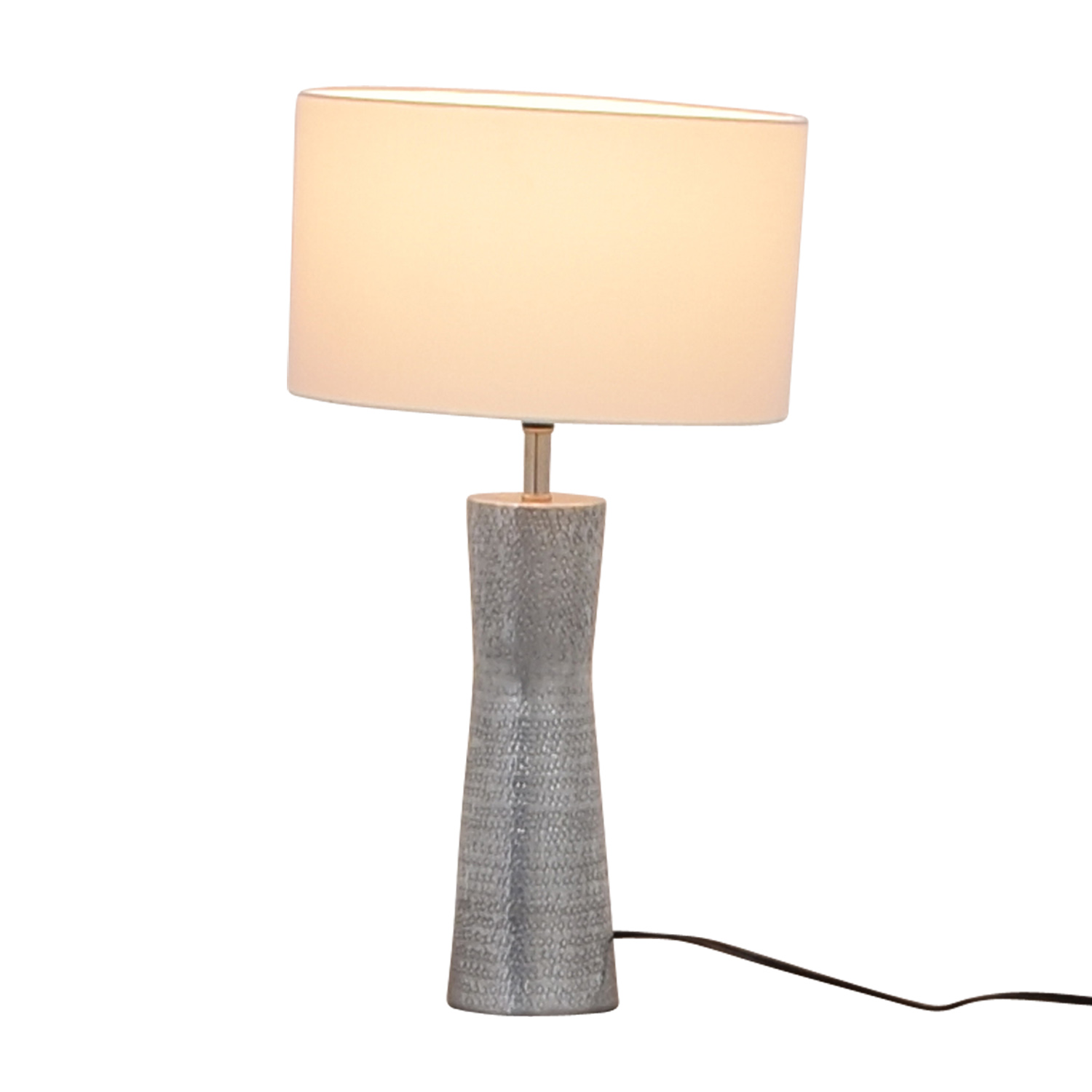 Embossed Metal Lamp discount