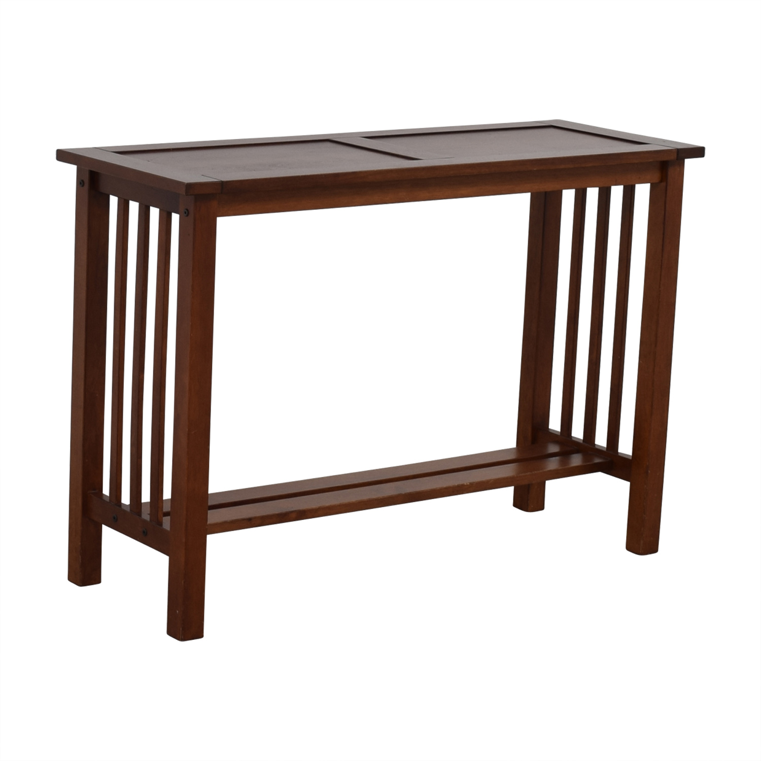 buy Crate & Barrel Console Table Crate & Barrel