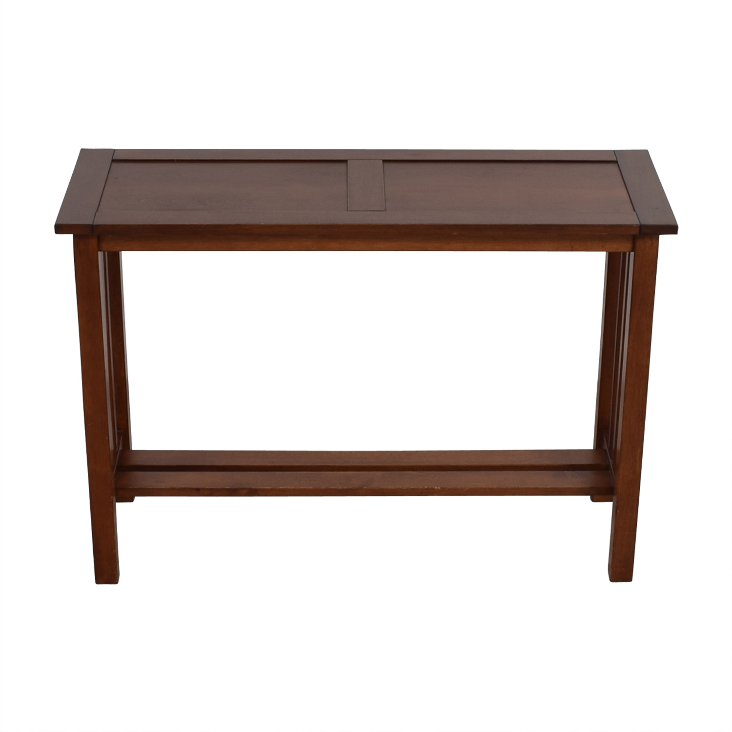 shop Crate & Barrel Console Table Crate & Barrel Tables