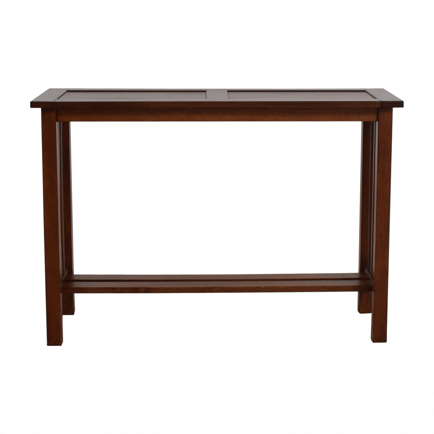 Crate & Barrel Console Table Crate & Barrel
