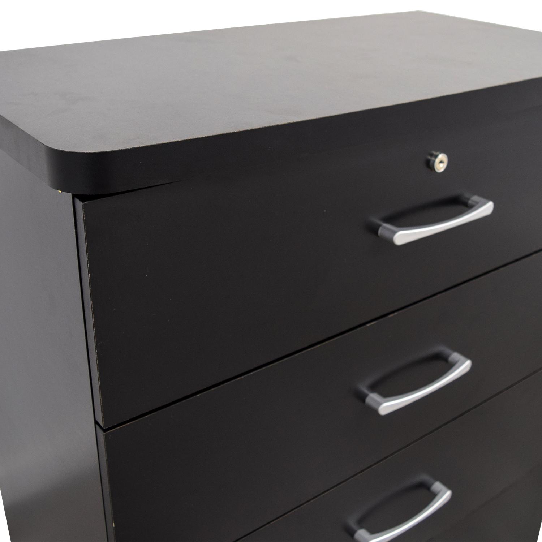 shop Black Storage Cabinet Storage